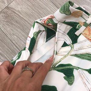Ann Taylor Pants - Ann Taylor tropical pants